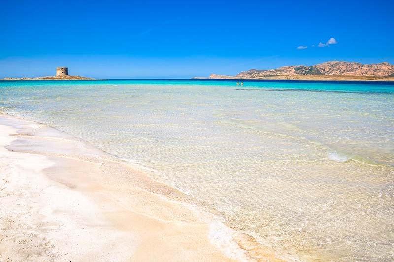 Spiaggia La Pelosa  Stintino