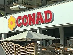 supermercato conad Alghero
